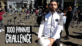 [Touzani Challenge] 1000 PANNAS BINNEN 4 UUR !