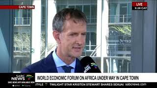 UPDATE: WEF on Africa 2019