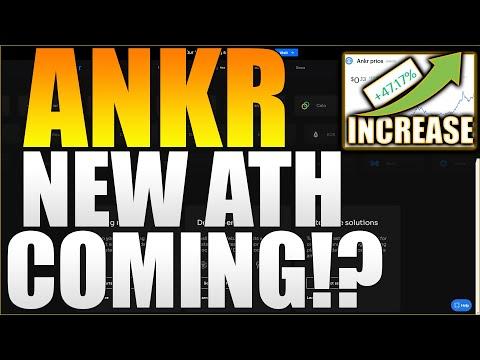 Ankr Price Prediction 2021 - MASSIVE ANKR ATH COMING!? - Crypto ANKR Price Prediction!