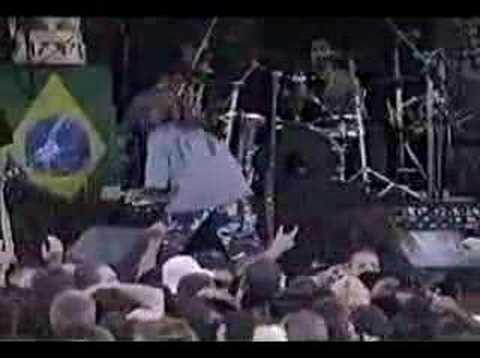 SOULFLY - Back to the Primitive Live@Ozzfest 2000!