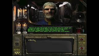 Fallout 1 Good Ending HD