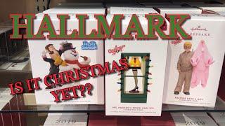 Hallmark Christmas ornaments 2019 • NEW ORNAMENTS