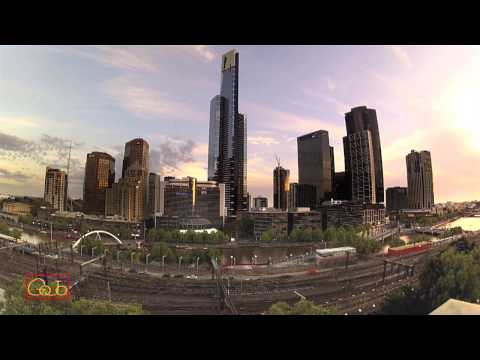 Eureka Tower & Southbank Precinct Melbourne - Abakus Angelic