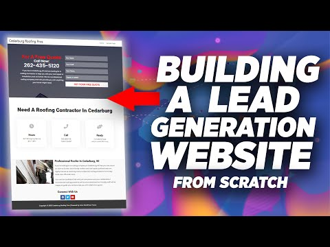 Lead generation wordpress plugin