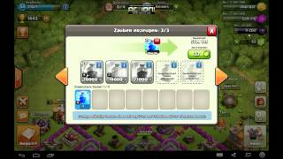 Let's Play Clash of Clans #013 | Lakai auf LvL 2! | Die Kings