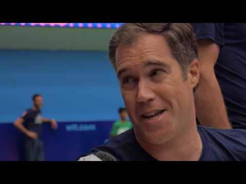 Charity Classic: Peter Alexander interview