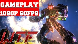 War Tech Fighters Gameplay (PC)