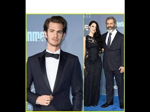 Andrew Garfield Wins Best Actor in an Action Film for