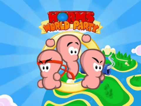 Worms world party (gba) symbian game. Worms world party (gba.