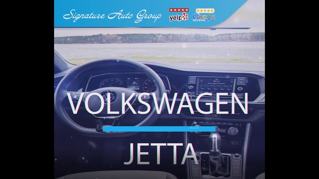 Signature Auto Group >> 2019 Volkswagen Jetta Lease One From Signature Auto Group