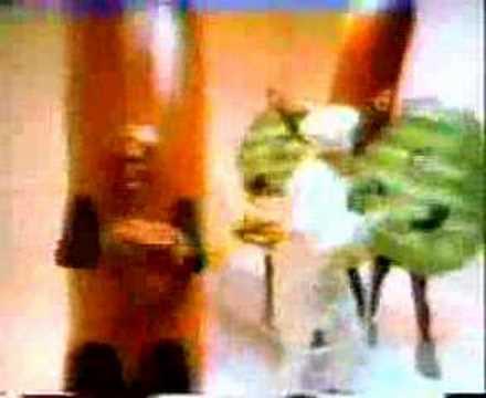 Intellivision® TV Commercial: BurgerTime