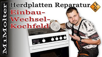 e herd reparatur einbau anschlu youtube. Black Bedroom Furniture Sets. Home Design Ideas
