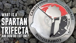 What is a Spartan Trifecta - And How Do I Get One?