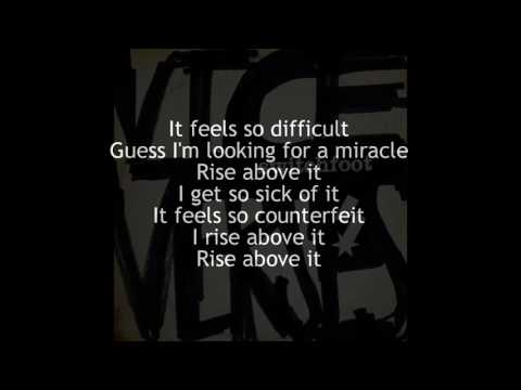 Switchfoot - Rise Above It (Lyric Video)