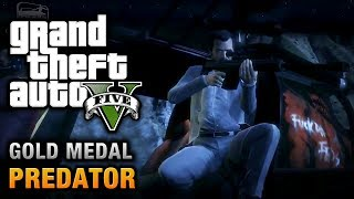 GTA 5 - Mission #50 - Predator [100% Gold Medal Walkthrough]