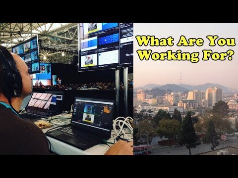 Scavenger Life Episode 330: What Are You Working For?