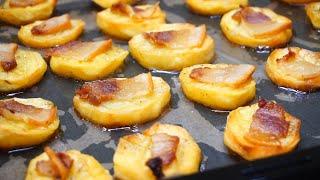 Нереально вкусная Картошка готовить нужно сразу побольше чтобы хватило точно всем