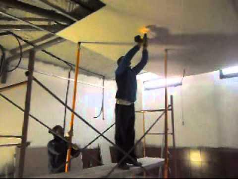 Bajar techos con pladur youtube - Bajar techos con pladur ...