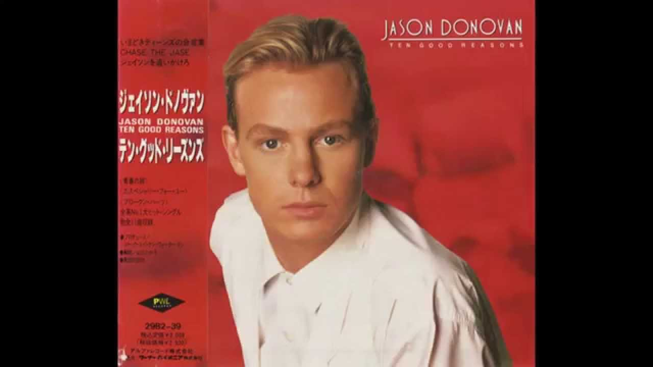 Jason Donovan - Nothing Can Divide Us