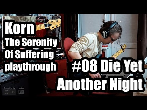 Korn - Die Yet Another Night (guitar cover) // The Serenity Of Suffering #08