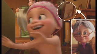 Pixar Theory: Are Riley and Ellie RELATED?