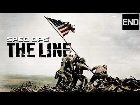 Let's Play SPEC OPS THE LINE - ENDING [Twitch]