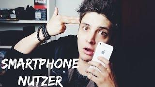 5 ARTEN VON SMARTPHONE NUTZERN !