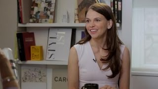 "Sutton Foster and Andy Karl on ""Larry King Now"" - Full Episode Available in the U.S. on Ora.TV"