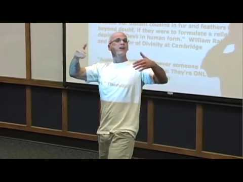 Greatest Speech You Will Ever Hear - Why Eat Meat? Why Become Vegan - Gary Yourofsky