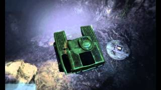 GTA 5 бункер из сериала lost