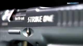 """Armeros demuestran la potencia de la nueva pistola ametralladora rusa """"Strizh"""""""