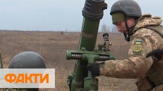 Разведка и огневая подготовка: военные учения на Ровенском полигоне