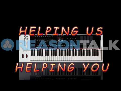 Helping Us Helping You Helping Us With the Nektar Panorama Mappings in Reason