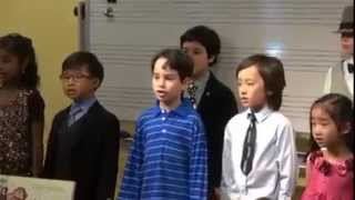 KC Yamaha Music School Semester Recital 2014