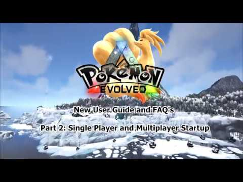 ARK: Pokemon Evolved Mod Intro FAQ and Guide Part 2/2 - Single  Player/Online Multiplayer Guide