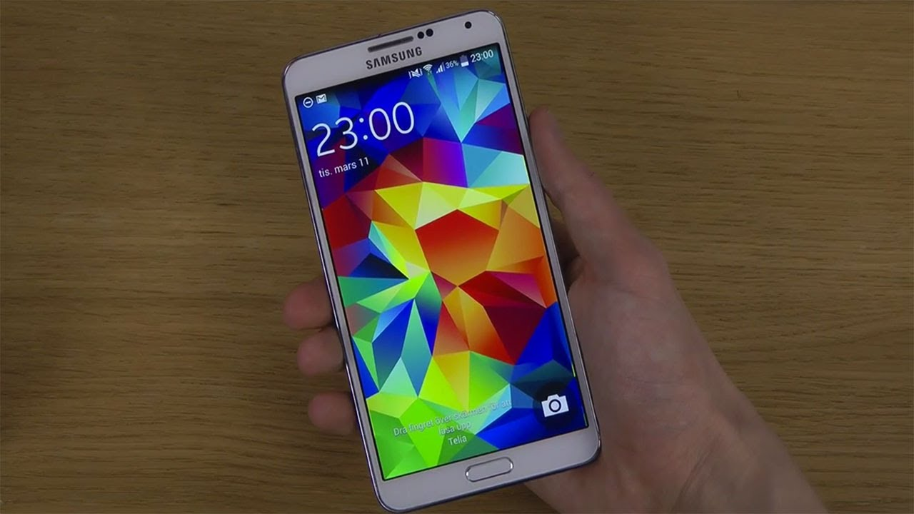 Download Samsung Galaxy S6 Wallpaper Leaked: NEW Samsung Galaxy S5 Official Wallpaper Download!