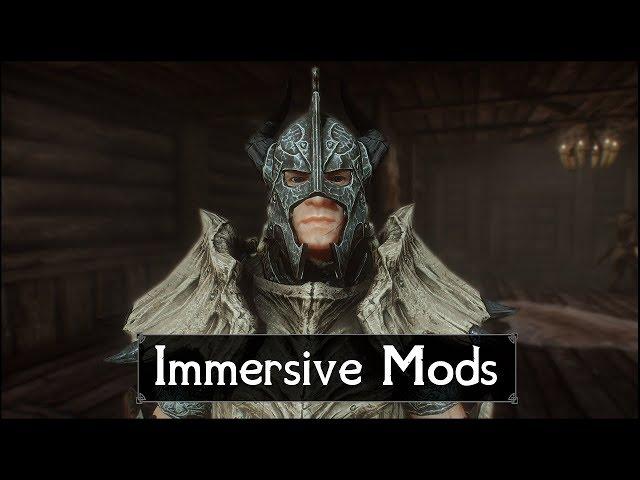 skyrim mods video, skyrim mods clip