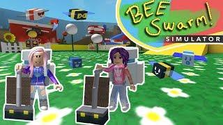 Roblox: Bee Swarm Simulator 🐝 / We Get 10 Bees!