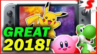 Why 2018 Could Still Be GREAT for Nintendo Switch Owners!