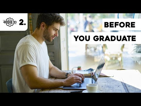 Getting Into the Creative Industry #2 - Before You Graduate