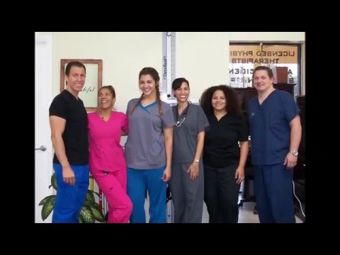 Physical Therapy and Massage Therapy in Pembroke Pines