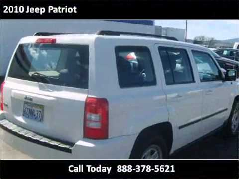 2010 Jeep Patriot Used Cars Susanville Ca Youtube