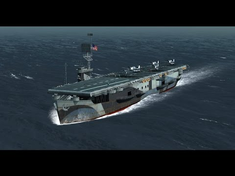 Atlantic Fleet : Carrier Aircraft vs Battleships