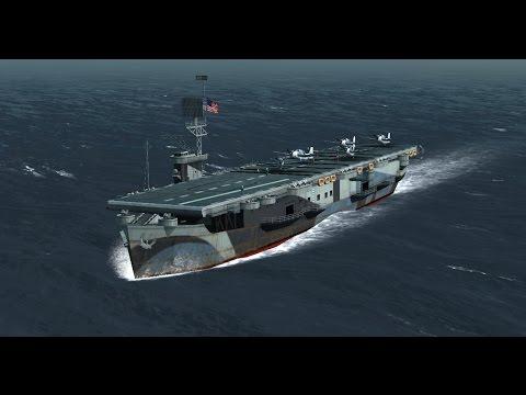 Atlantic Fleet : Carrier Aircraft vs Battleships