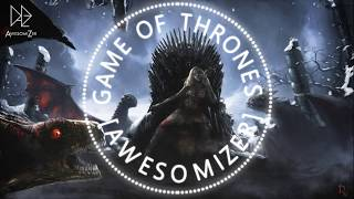 Game Of Thrones Theme PSYTRANCE Remix [AwesomiZer](_)