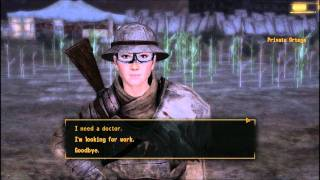 Fallout New Vegas Hard Luck Blues part 1 of 6 NCR Sharecropper Farms
