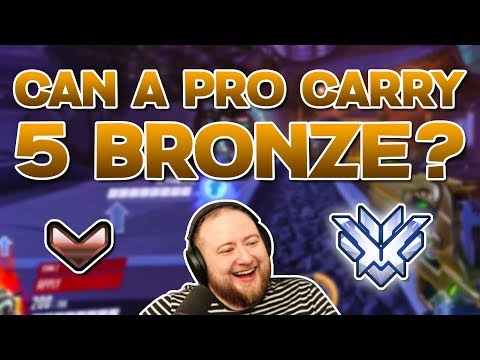 How hard can a pro player carry?