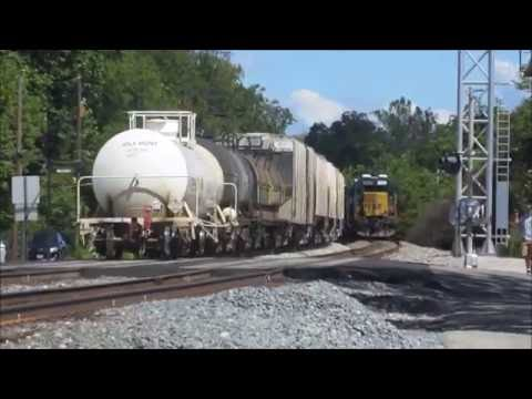 The 500/600 Subscriber Special! Railfanning Glendale and Cincinnati, Ohio.  9/10/2016.