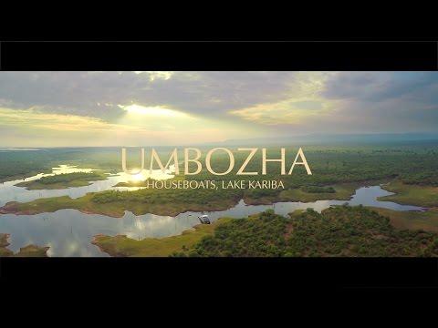 Umbozha Houseboats - Landscapes of Lake Kariba in 4K