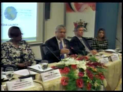 VIII ACF Media Launch – Trinidad & Tobago